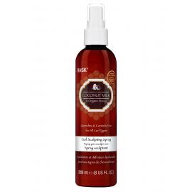 Несмываемый спрей-кондиционер для вьющихся волос с кокосовым молоком и мёдом  - 235 мл