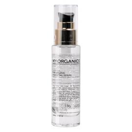 Сыворотка увлажняющая с аргановым и льняным маслом My.Organics - 50 мл