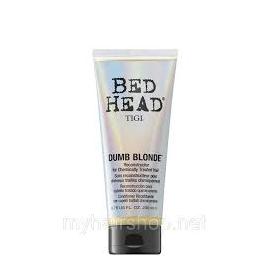 Кондиционер TIGI BED HEAD DUMB BLONDE для блондинок 200 мл