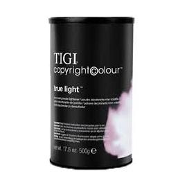 Обесцвечивающий порошок TIGI TRUE LIGHT/BLUE 500 гр