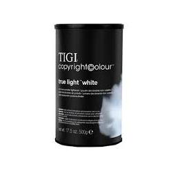 Обесцвечивающий порошок для волос TIGI TRUE LIGHT/WHITE 500 гр