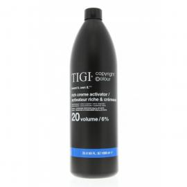 Крем-проявитель TIGI 20V 6% - 1л
