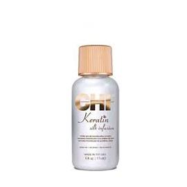 Жидкий шелк с кератином CHI KERATIN silk infusion 15 мл