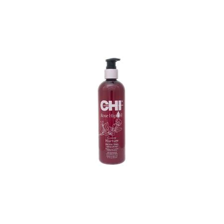 Шампунь CHI ROSEHIP OIL COLOR защита цвета 340 мл