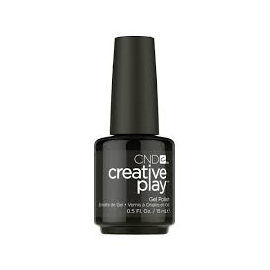 Гель-лак CND Creative Play BLACK FORTH 451