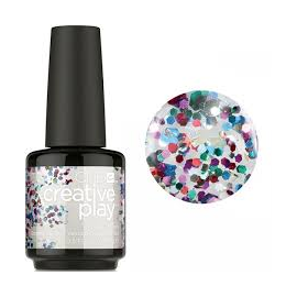 Гель-лак CND Creative Play GLITTABULOUS 449