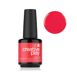 Гель-лак CND Creative Play HOTTIE TOMATTIE 453