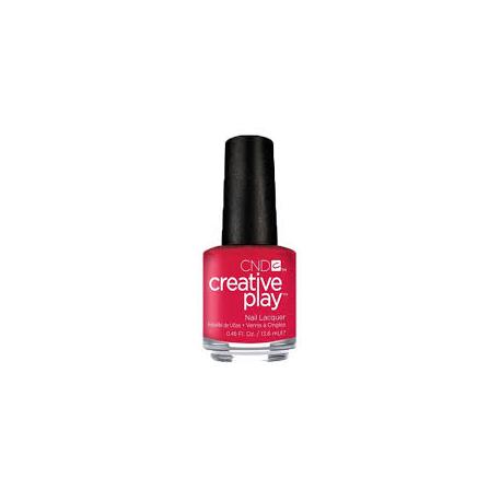 Лак для ногтей Cnd Creative Play Well Red 411
