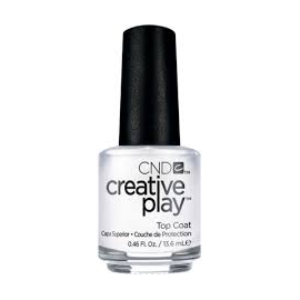 Закрепитель Cnd Creative Play Top Coat 481