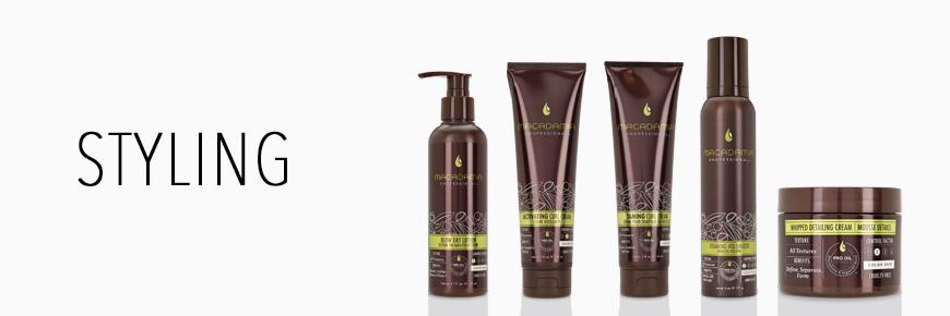 Macadamia Professional для стайлинга и укладки волос