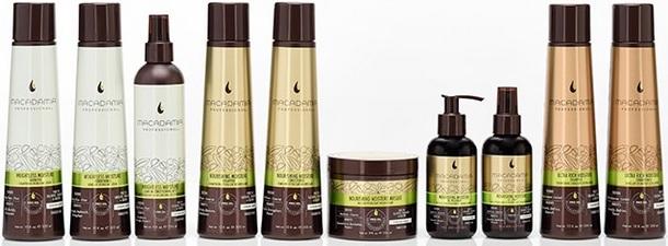 Профессиональный уход за волосами Macadamia Professional